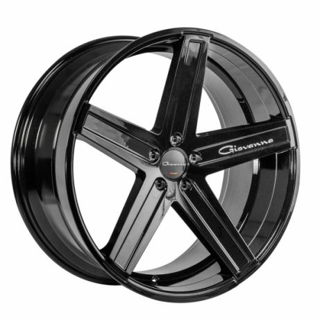 GIOVANNA DRAMUNO-5 Gloss Black