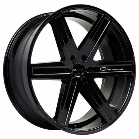 GIOVANNA DRAMUNO-6 Gloss Black