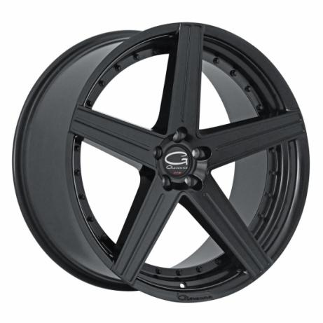 GIOVANNA DUBLIN-5 Semi-Gloss Black